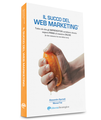 Libro Il Succo del Web Marketing | Faè e Sportelli